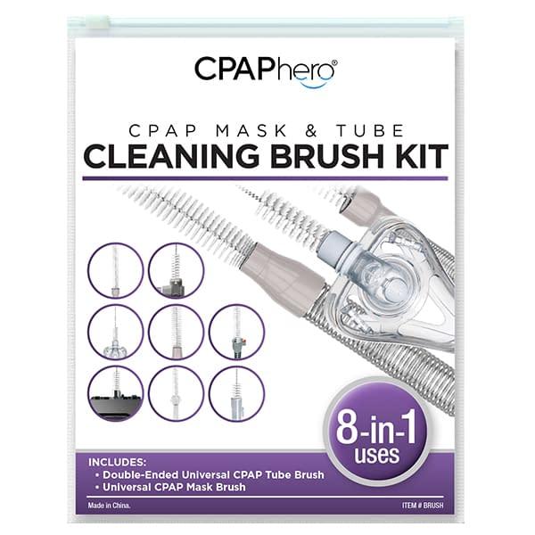 CPAPhero Cleaning Brush Kit Package