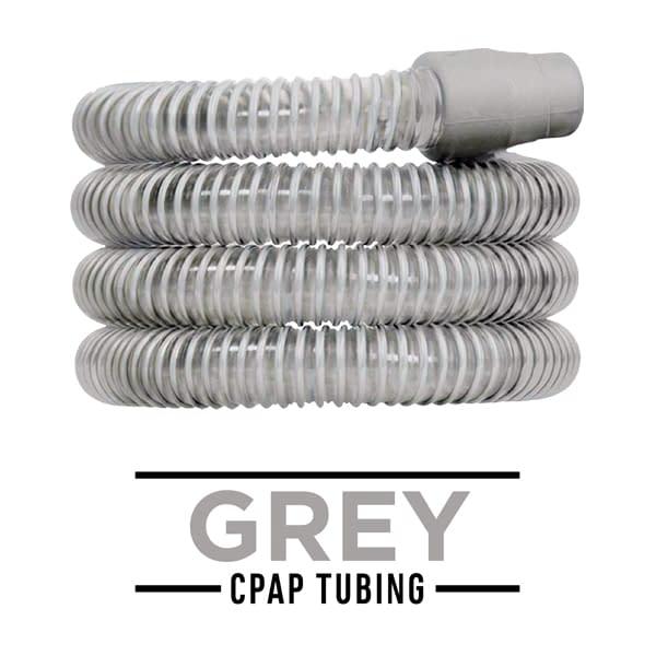 CPAPhero Grey CPAP Tubing