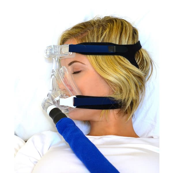 CPAPhero CPAP Hose Cover Protects & Insulates CPAP Tubing