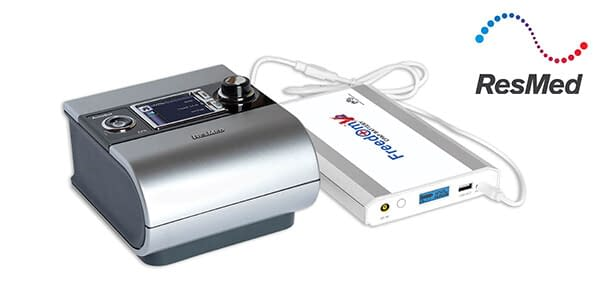 Freedom V² CPAP Battery with ResMed S9