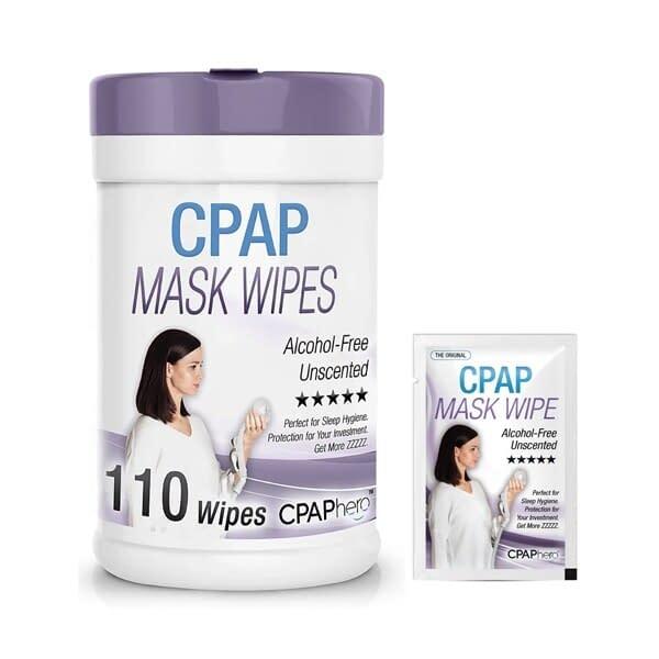 CPAPhero CPAP Cleaning Wipes