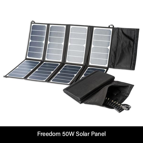 Freedom 50W Solar Panel