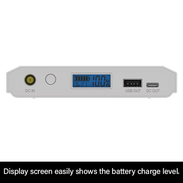 Freedom V² CPAP Battery Digital Display Screen
