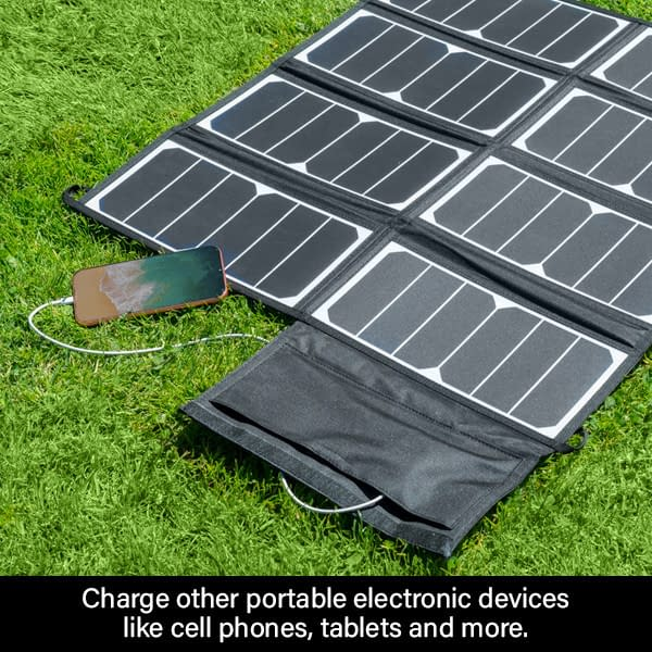 Charge Your Favorite Portable Electronics Like Cell Phones