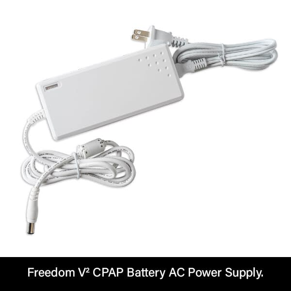 Freedom V² CPAP Battery AC Power Supply