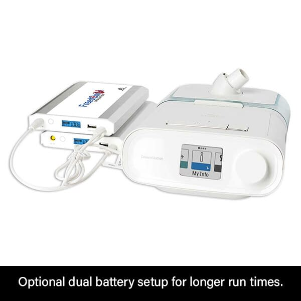 Freedom V² CPAP Battery Dual Mode Respironics DreamStation
